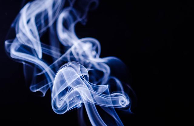 tabákový kouř