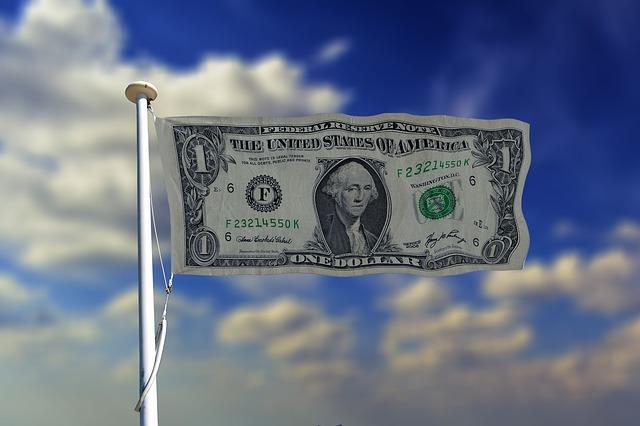 dolarová vlajka
